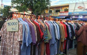 quần áo cũ